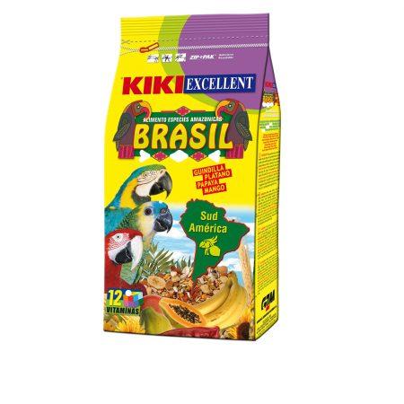 خوراک اختصاصی طوطی برزیلی کی کی 800 گرمی