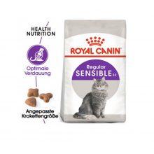 غذای خشک رویال کنین مخصوص گربه های مبتلا به بیماری گوارشی و گوارشی حساس ۲ کیلوگرمی
