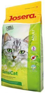 غذای خشک گربه جوسرا مخصوص گربه بد اشتها و یا دستگاه گوارش حساس (400گرم)
