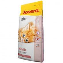 غذای خشک گربه جوسرا مینت مخصوص بچه گربه و مادر(2کیلوگرم)