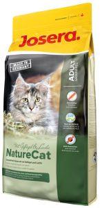غذای خشک گربه نیچرکت جوسرا حاوی گوشت پرندگان بدون غلات (۲ کیلوگرم)
