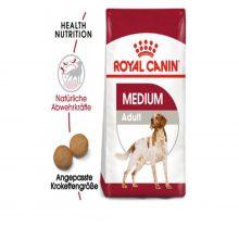 غذای خشک سگ رویال کنین بالغ نژاد متوسط ۱۰ کیلو گرم