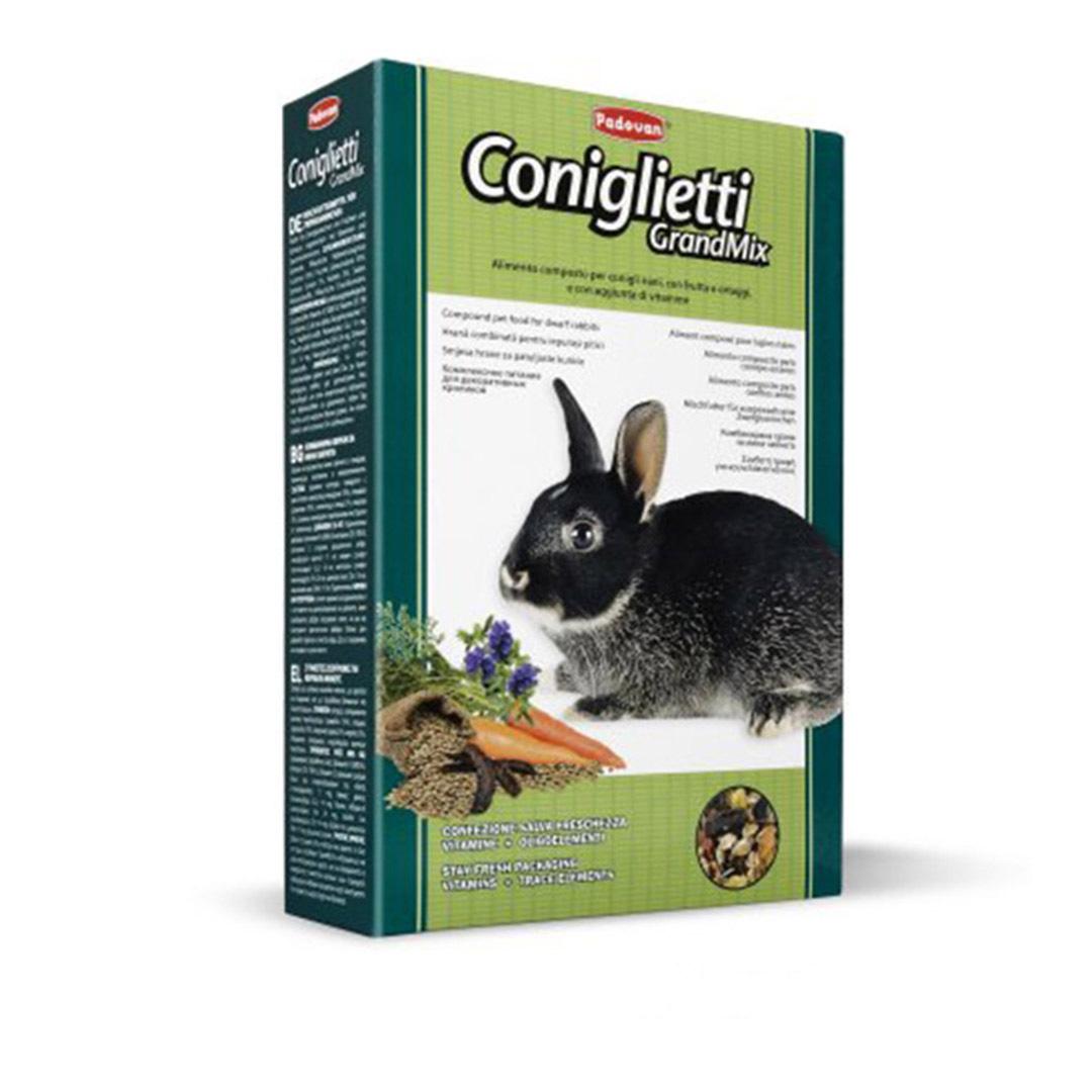 غذای مخصوص خرگوش پادووان 850 گرمی