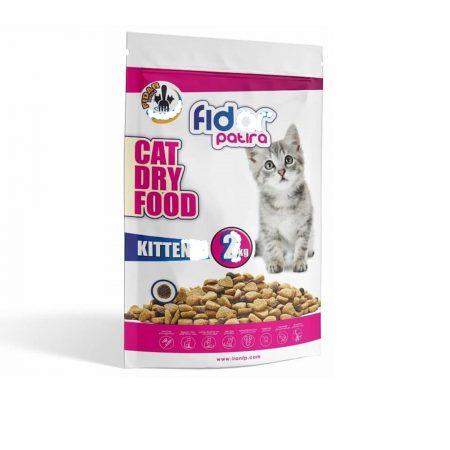 غذای گربه فیدار مخصوص بچه گربه ۲ کیلوگرمی