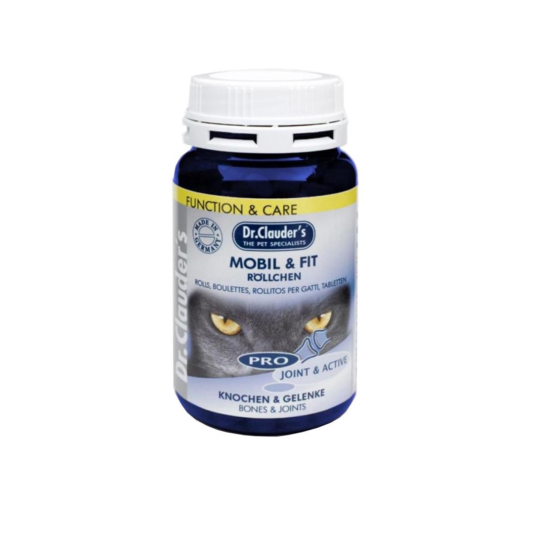 قرص تقویت کننده مفاصل و استخوان ها و تاندون ها گربه دکتر کلادرز 100 گرمی