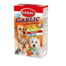 مکمل غذایی سگ به همراه مخمر و سیر سانال