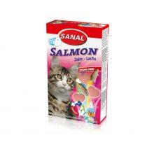 مکمل غذایی گربه به همراه ویتامین با طعم ماهی سالمون