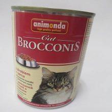 کنسرو گربه بروکنیز با طعم گوشت پرندگان و دل(400گرم)