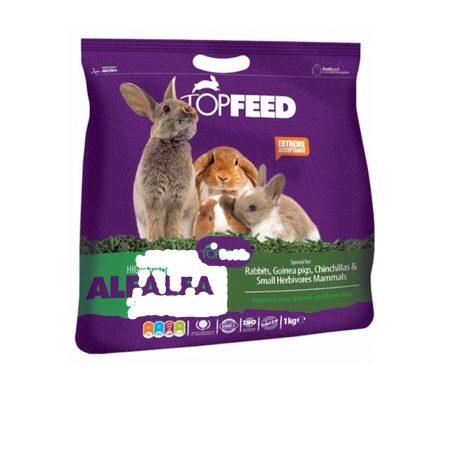 یونجه جوندگان و خرگوش تاپ فید 1 کیلوگرمی