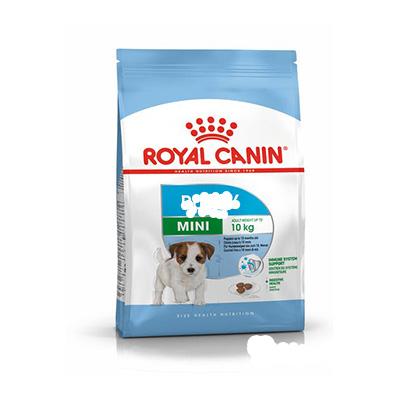 غذای خشک رویال کنین سگ نژاد کوچک 2 تا 10 ماه