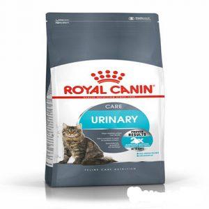 غذای خشک گربه مبتلا یه سنگ های دستگاه ادراری