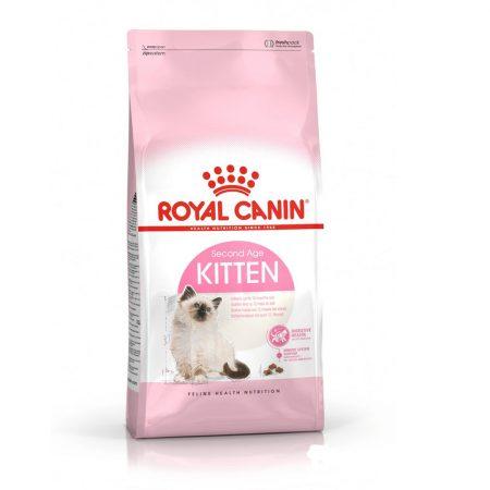 غذای خشک رویال کنین بچه گربه ۴ تا ۱۲ ماه ۲ کیلو