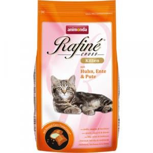 غذای خشک رافینه کراس مخصوص گربه بالغ (1.5کیلوگرم)