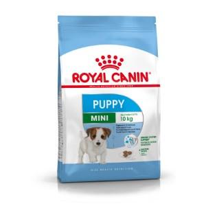 غذای خشک سگ نژاد کوچک رویال کنین 2 تا 10 ماه 2کیلو گرمی