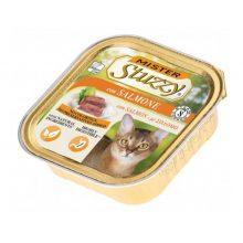 کنسرو استوزی گربه ماهی سالمون 100 گرمی