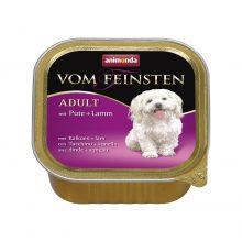 غذای کاسه ای مخصوص سگ بالغ، حاوی گوشت بوقلمون و بره، ۱۵۰ گرمی، برند ووم فیستن