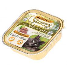 کنسرو استوزی مخصوص گربه با طعم فیله مرغ و جگر وزن 100 گرم