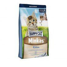 غذای خشک بچه گربه مینکاس با طعم مرغ