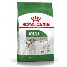 غذای خشک سگ رویال کنین مدل سگ بالغ نژاد کوچک Mini Adult مقدار ۱ کیلوگرم