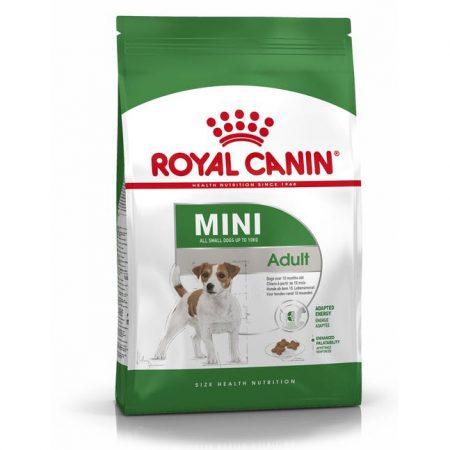 غذای خشک سگ رویال کنین مدل mini adult