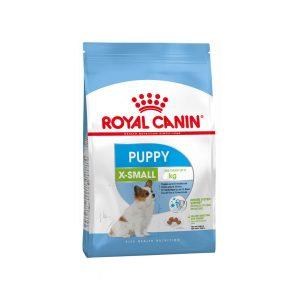 غذای خشک سگ نژاد خیلی کوچک 2 تا 10 ماه رویال کنین 1/5 کیلو گرمی
