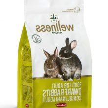 Wellness Adult Rabbits غذای سوپرپریمیوم خرگوش بالغ